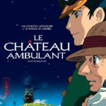 Affiche du film Le Château Ambulant (2003) de Hayao Miyazaki