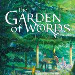 Affiche du film The garden of words (2013) de Makoto Shinkai