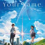 Affiche du film Your name (2016) de Makoto Shinkai